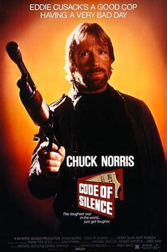 Random Movie Pick - Code of Silence 1985 Poster