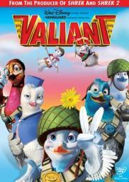 Random Movie Pick - Valiant 2005 Poster