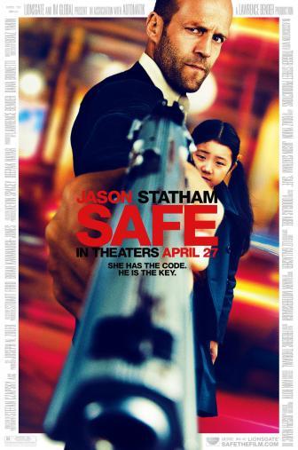 Random Movie Pick - Safe 2012 Poster