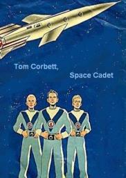 Random Movie Pick - Tom Corbett, Space Cadet 1950 Poster