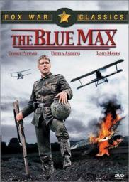 Random Movie Pick - The Blue Max 1966 Poster