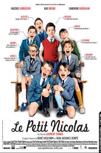 Random Movie Pick - Le petit Nicolas 2009 Poster