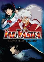 Random Movie Pick - Inuyasha 2000 Poster