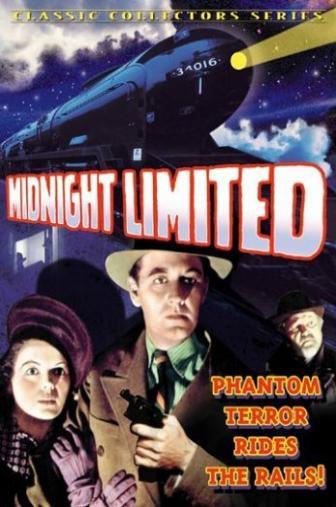 Random Movie Pick - Midnight Limited 1940 Poster