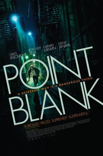 Random Movie Pick - À bout portant 2010 Poster