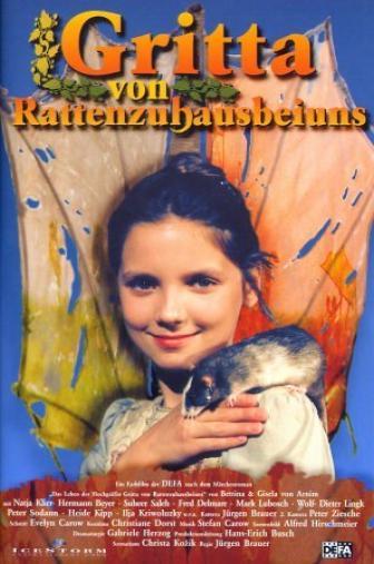 Random Movie Pick - Gritta vom Rattenschloß 1986 Poster