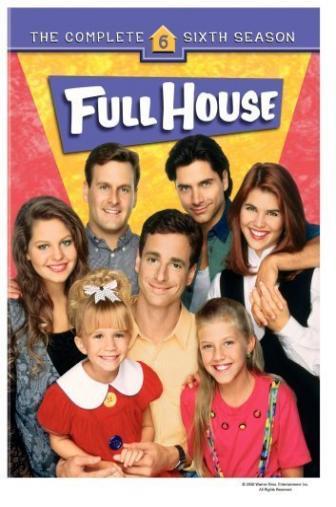 Random Movie Pick - Full House 1987 Poster
