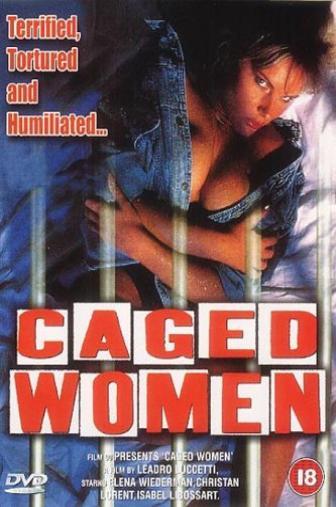 Random Movie Pick - Caged - Le prede umane 1991 Poster