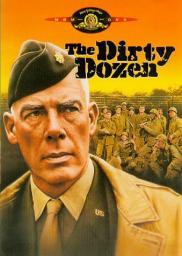 Random Movie Pick - The Dirty Dozen 1967 Poster