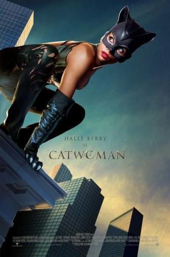 Random Movie Pick - Catwoman 2004 Poster
