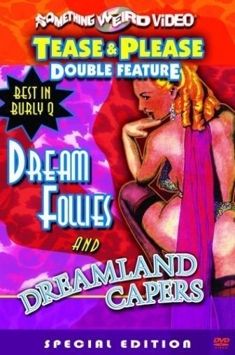 Random Movie Pick - Dance Hall Racket 1953 Poster