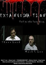 Random Movie Pick - Exsanguination 2011 Poster