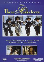 Random Movie Pick - The Three Musketeers 1973 Poster
