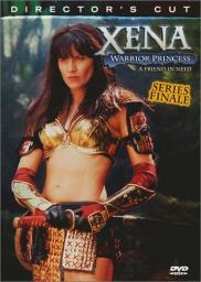 Random Movie Pick - Xena: Warrior Princess 1995 Poster