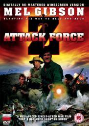 Random Movie Pick - Attack Force Z 1982 Poster