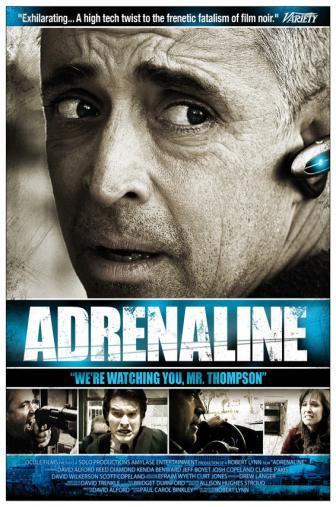 Random Movie Pick - Adrenaline 2007 Poster