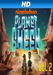 Random Movie Pick - Planet Sheen 2010 Poster