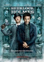 Random Movie Pick - Sherlock Holmes 2009 Poster