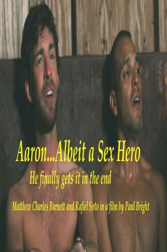 Random Movie Pick - Aaron... Albeit a Sex Hero 2009 Poster