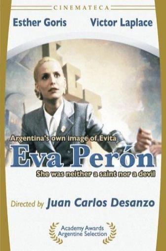 Random Movie Pick - Eva Perón 1996 Poster