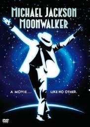 Random Movie Pick - Moonwalker 1988 Poster