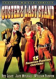 Random Movie Pick - Custer's Last Stand 1936 Poster