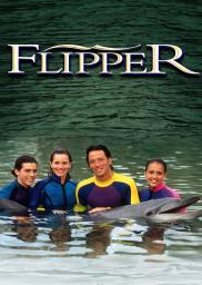 Random Movie Pick - Flipper 1995 Poster