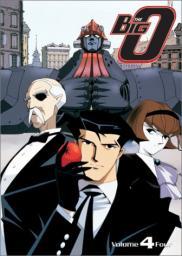 Random Movie Pick - The Big O 1999 Poster
