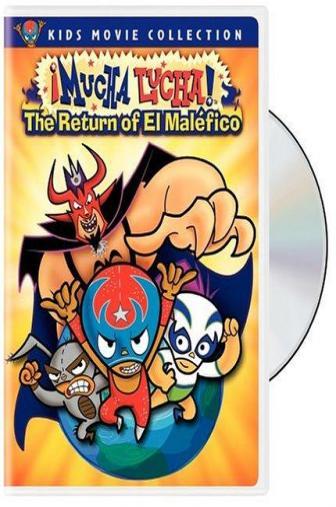 Random Movie Pick - ¡Mucha Lucha! 2002 Poster