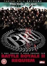 Random Movie Pick - Batoru rowaiaru II: Chinkonka 2003 Poster