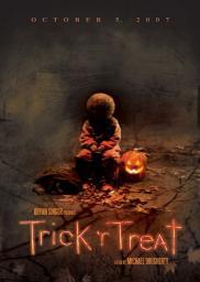 Random Movie Pick - Trick 'r Treat 2007 Poster