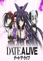 Random Movie Pick - Date a Live 2013 Poster