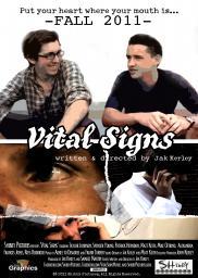 Random Movie Pick - Vital Signs 2011 Poster