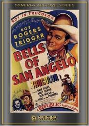 Random Movie Pick - Bells of San Angelo 1947 Poster