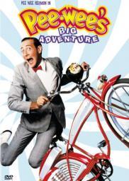 Random Movie Pick - Pee-wee's Big Adventure 1985 Poster