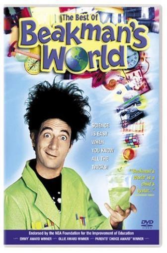Random Movie Pick - Beakman's World 1992 Poster