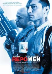 Random Movie Pick - Repo Men 2010 Poster