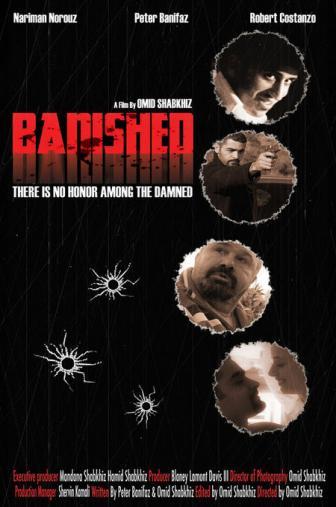 Random Movie Pick - Banished 2007 Poster