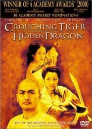 Random Movie Pick - Wo hu cang long 2000 Poster
