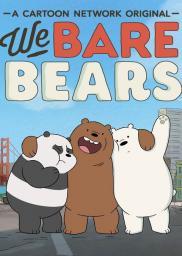 Random Movie Pick - We Bare Bears 2015 Poster