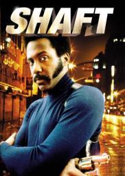 Random Movie Pick - Shaft 1971 Poster