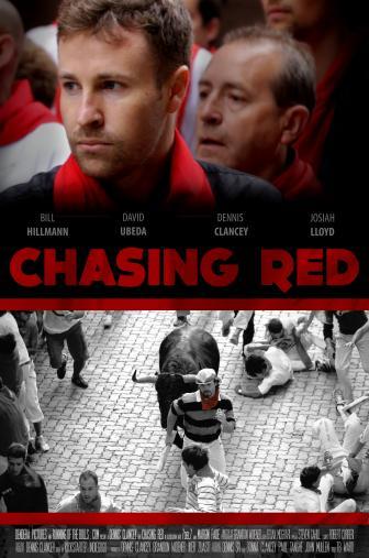 Random Movie Pick - Chasing Red 2015 Poster