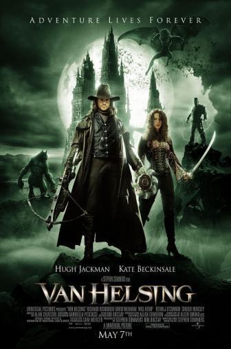 Random Movie Pick - Van Helsing 2004 Poster