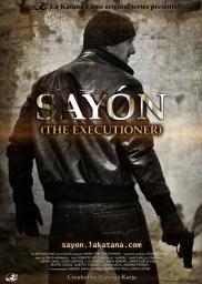 Random Movie Pick - SAYÓN: The Executioner 2010 Poster