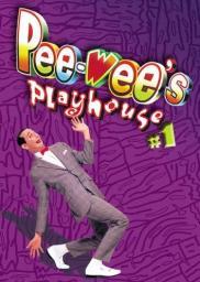 Random Movie Pick - Pee-wee's Playhouse 1986 Poster