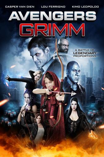 Random Movie Pick - Avengers Grimm 2015 Poster