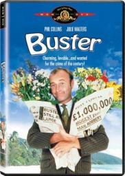 Random Movie Pick - Buster 1988 Poster