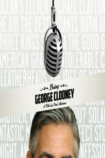 Random Movie Pick - Being George Clooney 2015 Poster