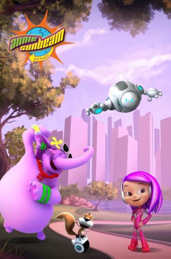 Random Movie Pick - Annie Sunbeam and Friends 2013 Poster