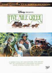Random Movie Pick - Five Mile Creek 1983 Poster